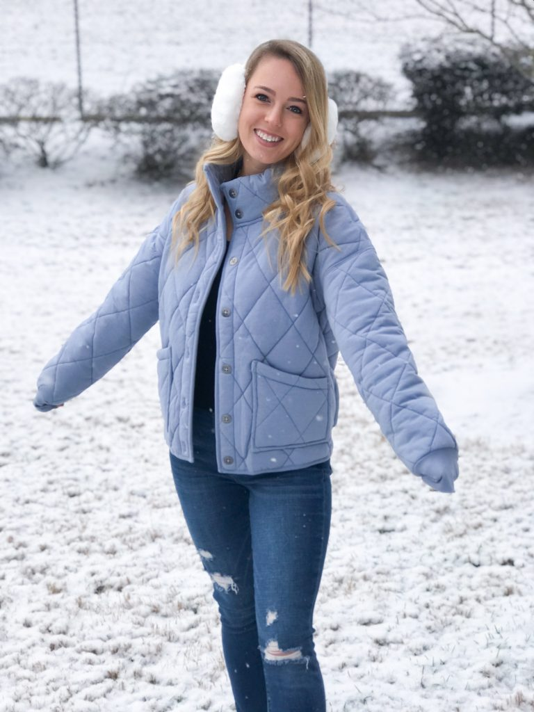 Snow Day Outfit!